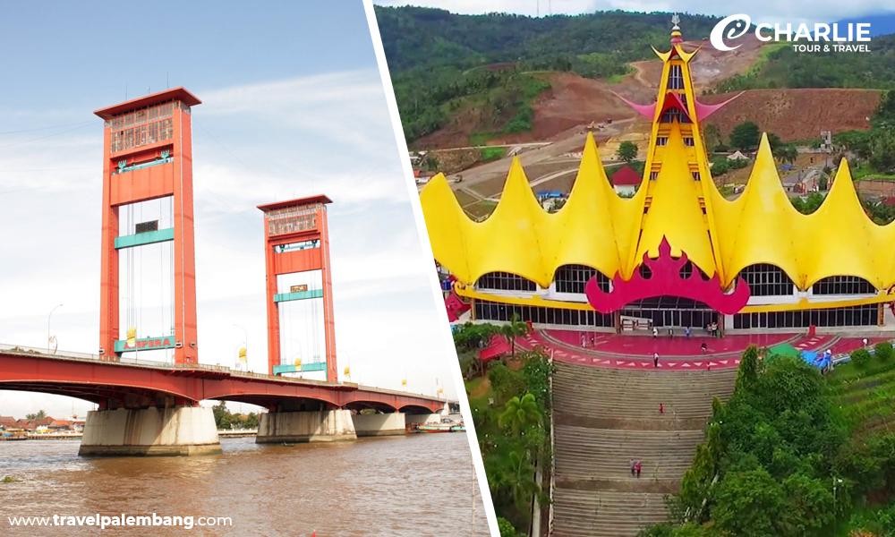 Travel Palembang Bandar Jaya Terbaik