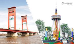 Travel Palembang Jambi