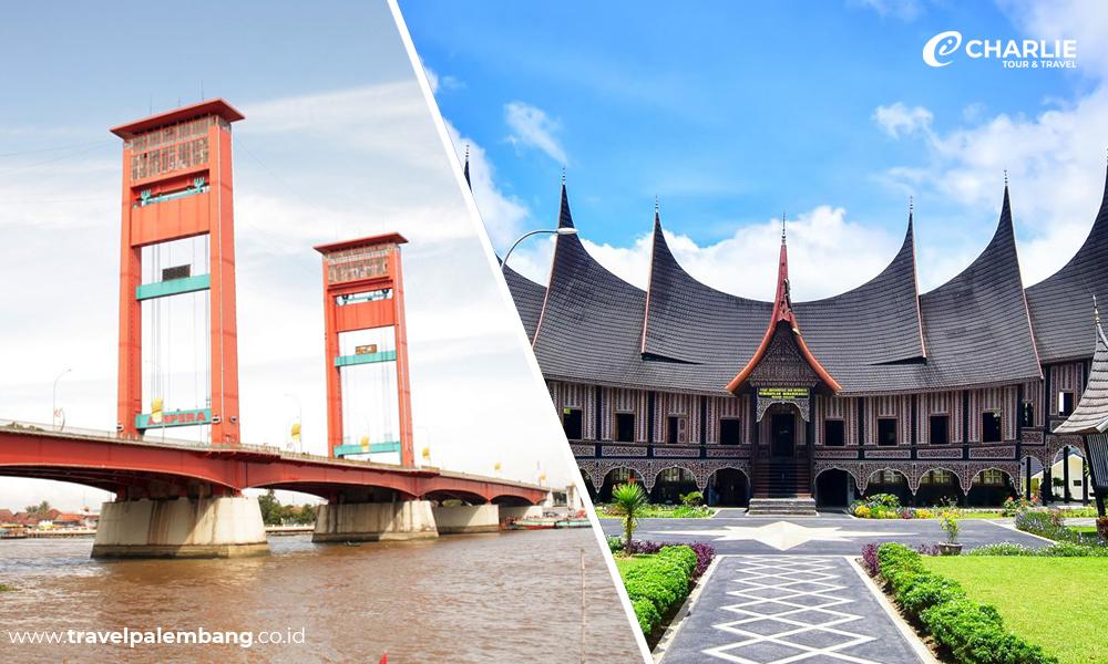 Travel Palembang Padang