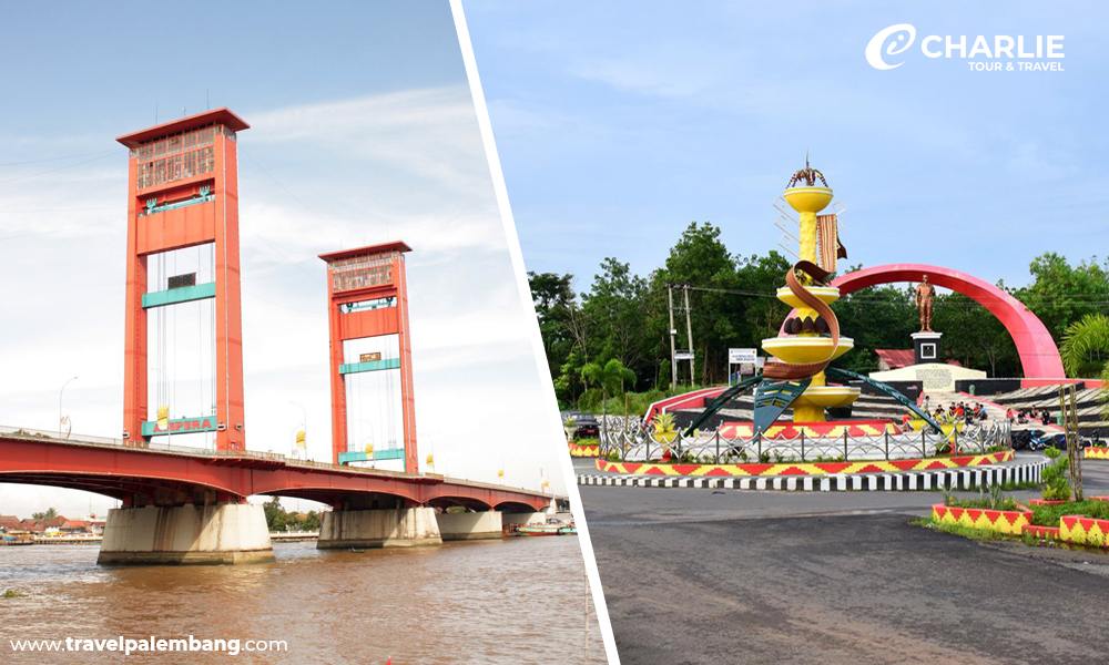 Travel Palembang Way Kanan