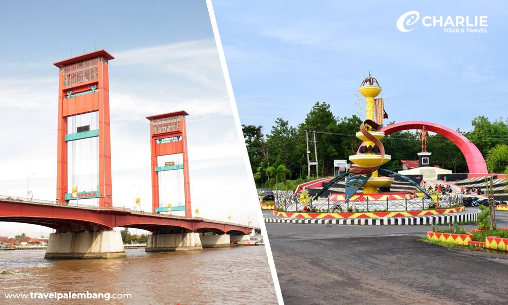 Travel Palembang Way Kanan