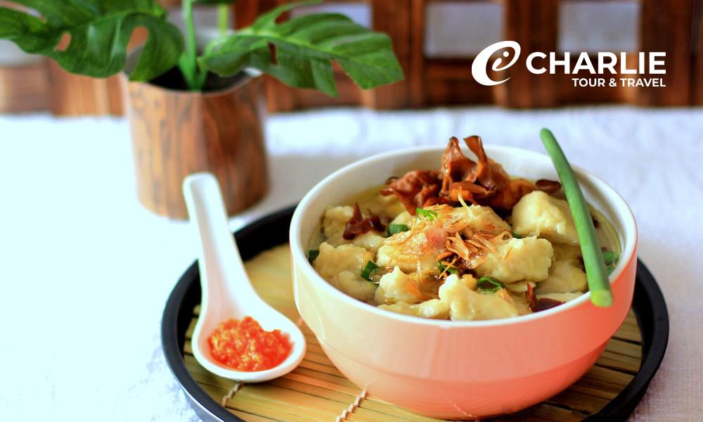 Makanan Khas Palembang Tekwan Wong Kito