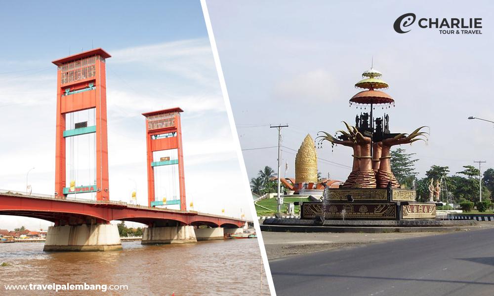 Travel Palembang Gunung Sugih