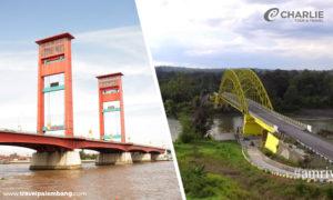 Travel Palembang Pendopo Lintang