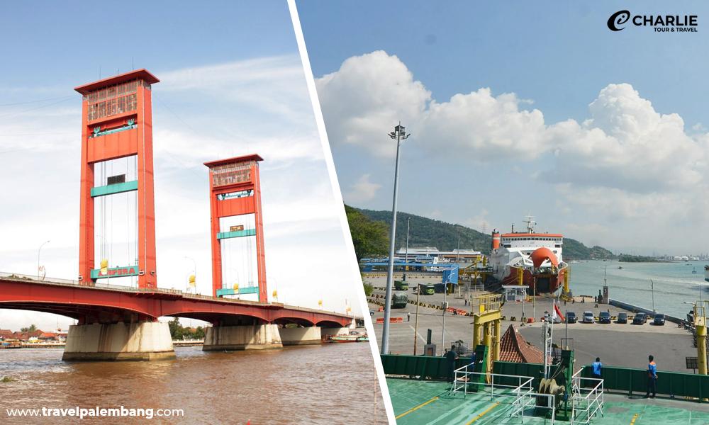 Travel Palembang Bakauheni Harga Murah