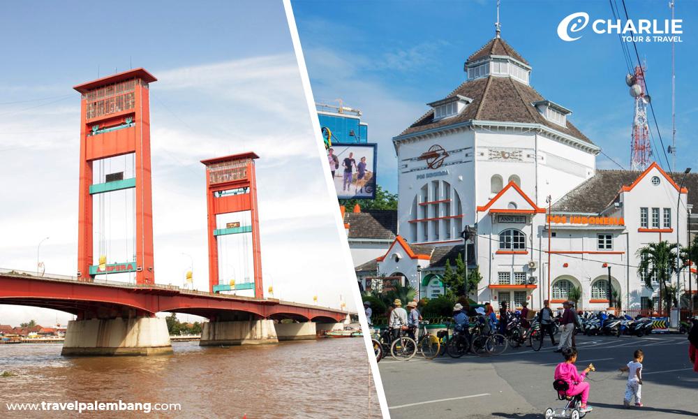 Travel Palembang Medan