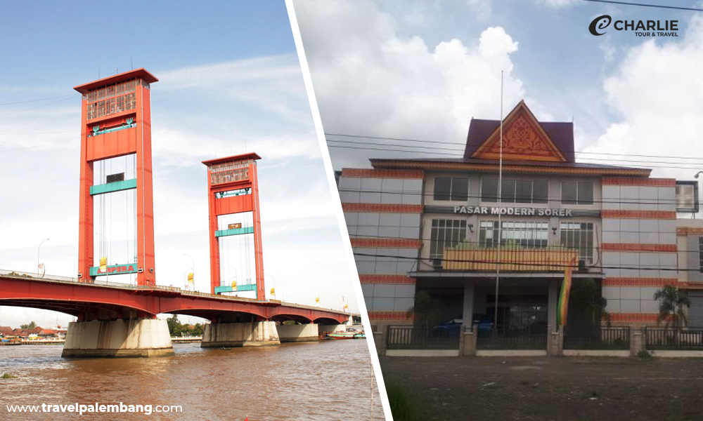 Travel Palembang Sorek